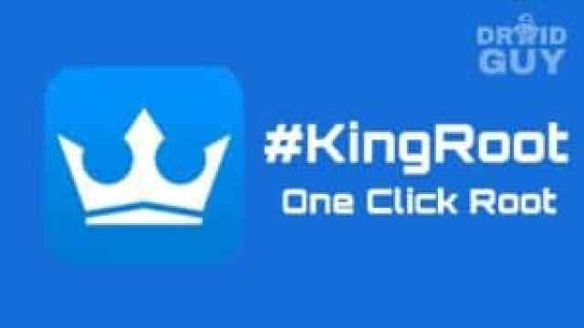 root android without PC by using kingroot