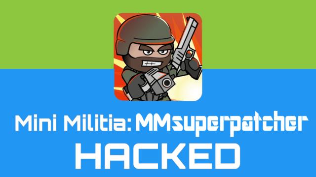 Mini Militia Latest MOd