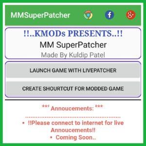 MMpatcher