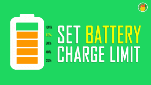 Set Battery Charging Limit to Increase Android Battery Lifespan