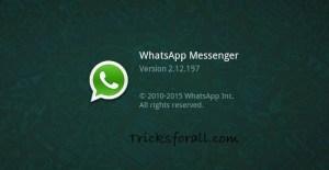 whatsapp-latest-version-download