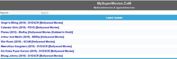 mysuper movies