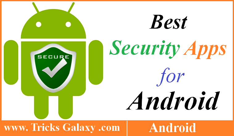 Best Security App Android 2017