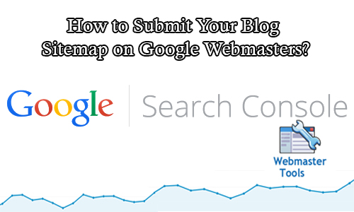 submit sitemap cover page