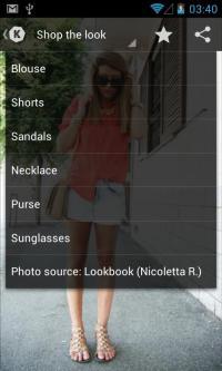 Fashion Kaleidoscope App