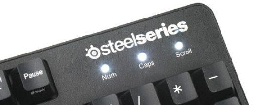 Keyboard LED Dance