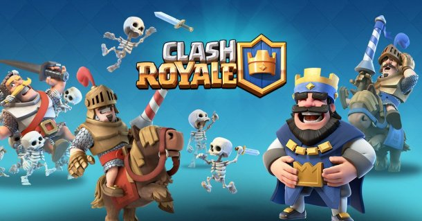 Clash Royale Strategy Game