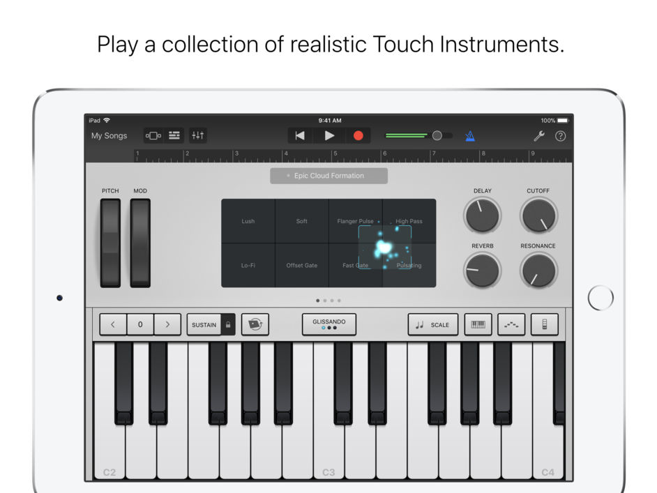 Alchemy Synth Play Instruments