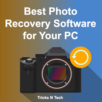 Best Photo Recovery Software for Your PC