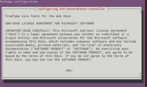 Eula Microsoft