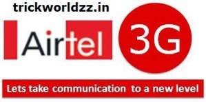 AirTel 3G 4G Free Unlimited Internet Trick Open Post for all