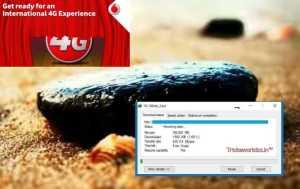 Vodafone 3G 4G Direct Free Unlimited Internet Trick