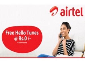 """Airtel Free HelloTune for 999 days  """"Mera Desh Badal Raha Hai"""""""