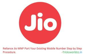 Reliance Jio MNP Mobile Number Portability Its the Right Time?