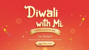Buy Xiaomi Mi Diwali Flash Sale @ Rs 1 Free Register