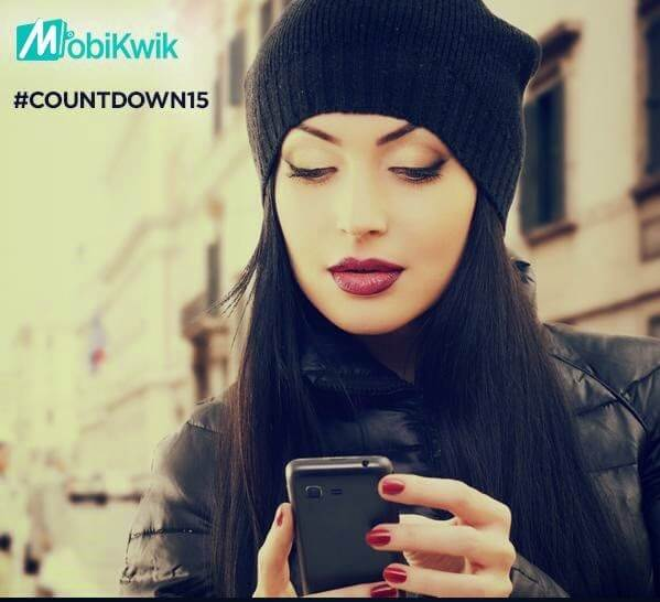 MobiKwik Coupons 100% Cashback On Prepaid and Postpaid Recharges
