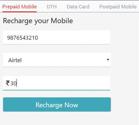 Recharge details TalkCharge Get Free Rs 50 Mobile Recharge at Rs 25