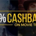 Flat 50% Cashback on Movie Tickets Booking PayTm Offers