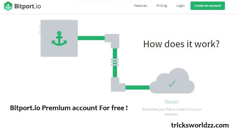 Cloud Bitport Premium Account Alternative of ZbigZ   ByteBX
