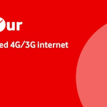Vodafone SuperHour Packs - Get Free Unlimited 3G|4G Internet Data With Voice Calls