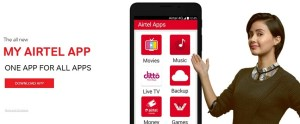 Airtel 4G - Get 500 MB Free Internet Data for 30 days