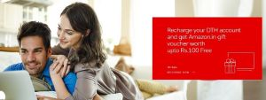 Airtel Recharge Offer Get Rs 75 Cashback on Rs. 349 Amazon