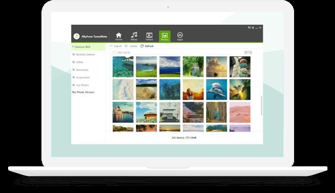 Easily Manage and back up photos seamlessly.