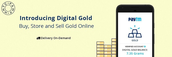 Buy and Sell Gold Online, Gold Trading with Paytm.