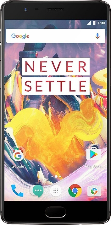 Buy OnePlus 3T at Lowest Price A True Flagship at Rs. 22,999