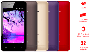 Airtel 4G Smartphone Get Unlimited Voice Calls & 500MB Free Internet Data Daily