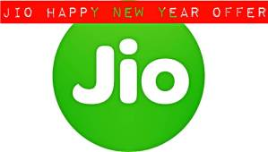 Jio Happy New Year Offer Launches Two new Plans.