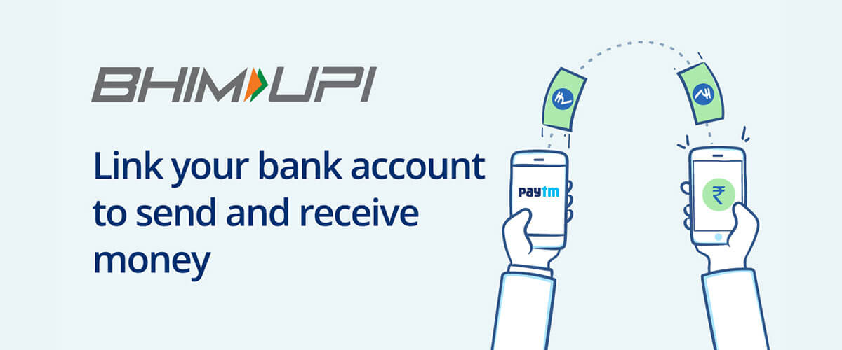 PayTm UPI Cashback offer Get Your PayTM UPI Address