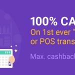 PhonePe QR - POS Transaction Get 100% Instant Cashback