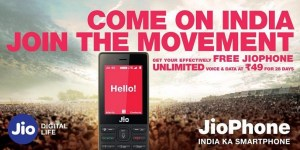 JioPhone New Rs 49 Tariff Plan Get 1GB Data & Unlimited Voice Calls 28 Days.
