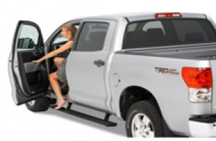 Why Having Running Boards on Your Truck Matters