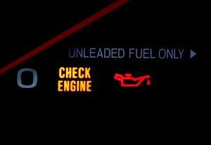 Vehicle Questions: Why is the Check Engine Light On?