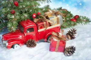 Is your truck outfitted for the winter holiday?