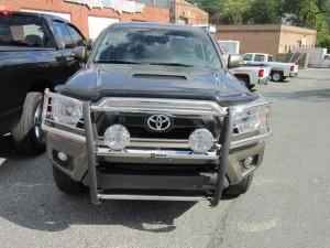 Grill Guard truck accessory