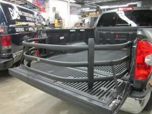 Truck bed extenders