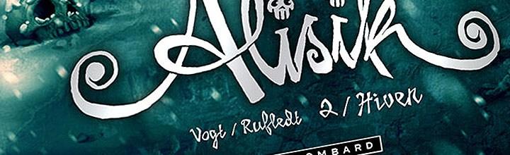 Alisik #2 Cover – Lombard