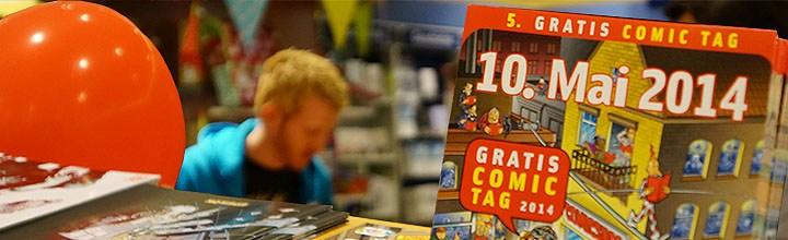 Fotos vom Gratis Comic Tag in Oldenburg