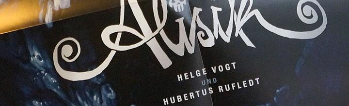 Alisik-Poster auf der LBM 2015