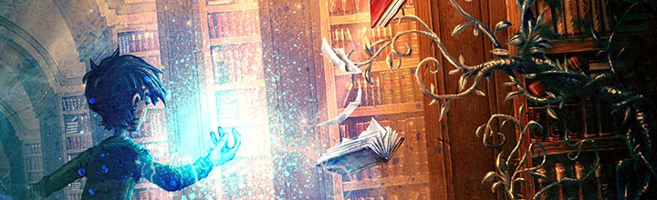 Archie Greene und die Bibliothek der Magie