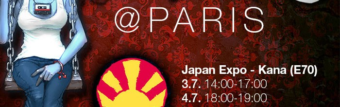 Japan Expo 2015 Paris