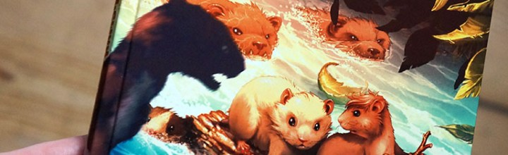 Die wilden Hamster – Achtung, Wieselgefahr!