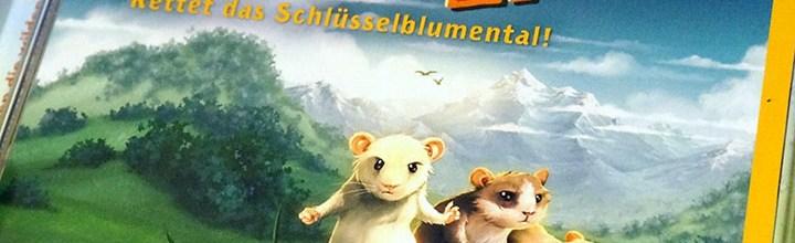 Die wilden Hamster-Hörbuch