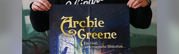 Archie Greene-Poster