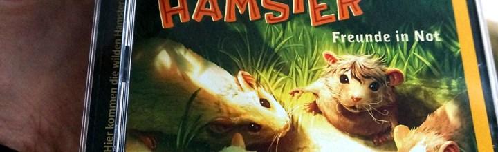 Die wilden Hamster – Hörbuch