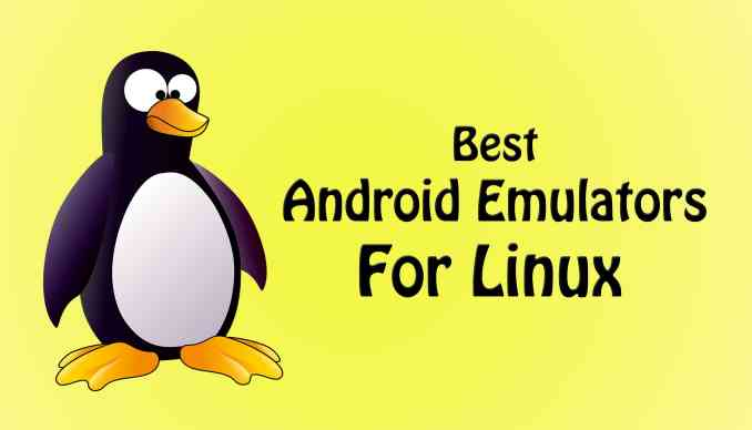 Linux Android Emulator