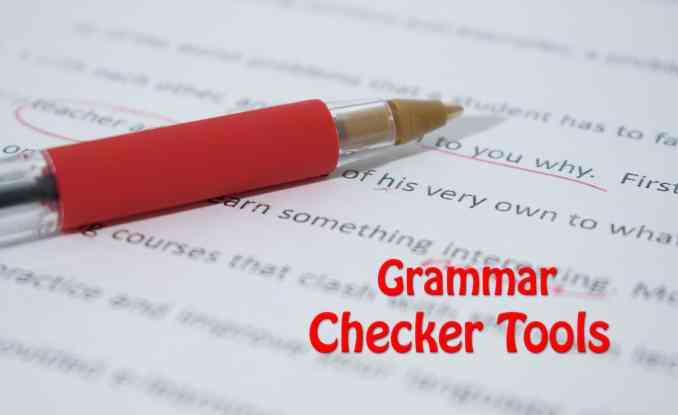 Best Online Grammar Checker